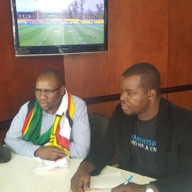 Zimbabwe's Police Arrest Activist Pastor