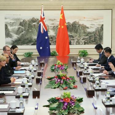 What Australia Needs to Ask When China Visits