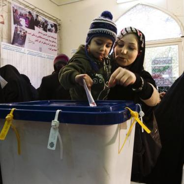 With New Arrests, Iran's Election Season Starts