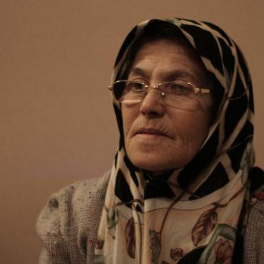 Older Syrian Refugee Dies Waiting for Family Reunification