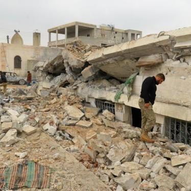 Week of Carnage in Syria