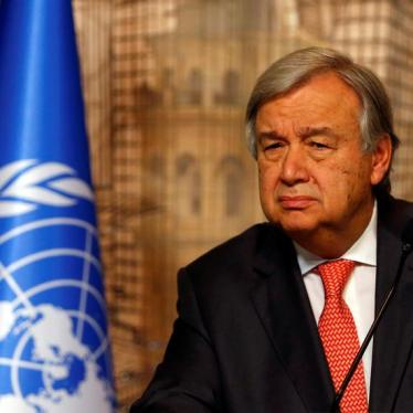 L'actu des droits humains sous l'œil de Human Rights Watch - 21 novembre
