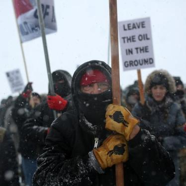 Standing Rock's Next Stand
