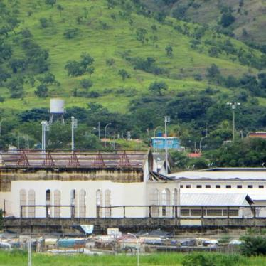 Mass Grave Found in Venezuelan Prison