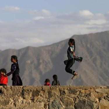 Will Afghanistan Follow Through on Promise to End Child Marriage?