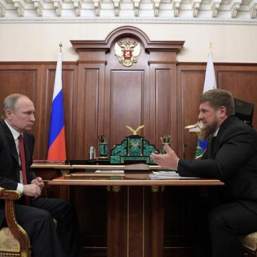 Gay Purge in Chechnya; Trump in Europe: Daily Brief