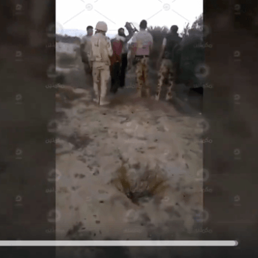 Egyptian Soldiers Appear to Execute Civilians – Yet Again