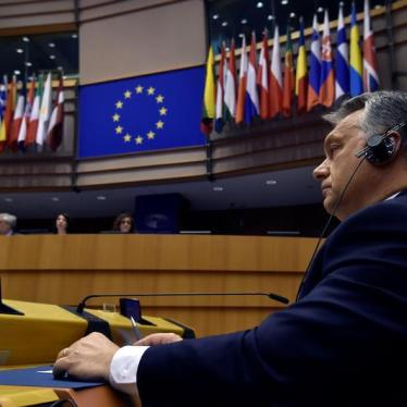 EU Finally Steps Up on Hungary's Rights Crisis