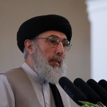 Afghanistan Warlord's Grandiose, and Damaging, Return