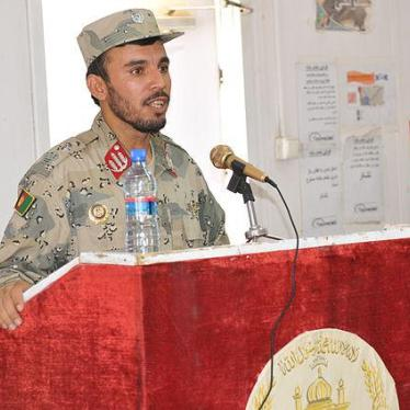 Will Afghanistan Prosecute Kandahar's Torturer-in-Chief?