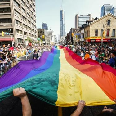 Canada Levels the Playing Field for LGBTI Refugees