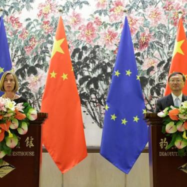 Five Names to Listen for at the EU-China Summit
