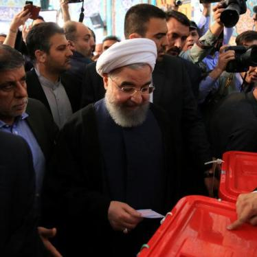 Rouhani Win Matters for Human Rights