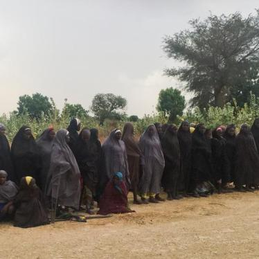 Nigeria Fails to Protect Freed Chibok Schoolgirls' Privacy