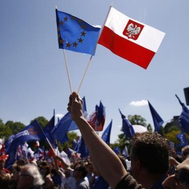 EU Should Step Up Pressure on Poland