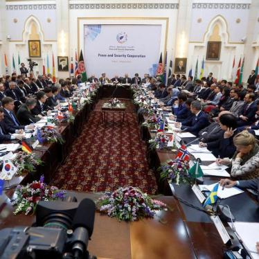 Women Excluded Again from Afghanistan's Peace Talks