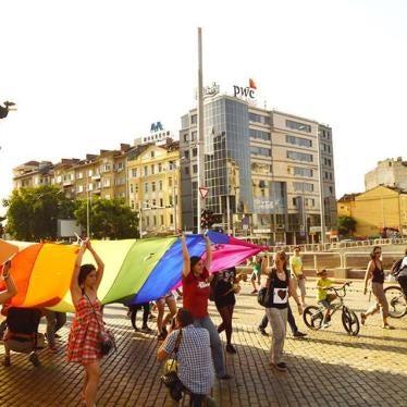 Sofia LGBT Pride Should Showcase a Tolerant Bulgaria
