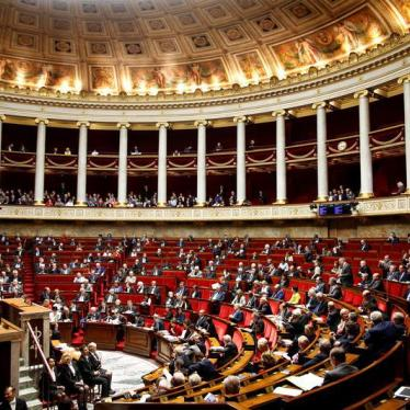 What is at Stake for Human Rights in France's Parliamentary Elections?