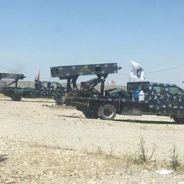 Iraq/US-Led Coalition: Weapons Choice Endangers Mosul Civilians
