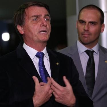 Brazilian Congressman Who Lauds Alleged Torturer Lectures Police Trainees
