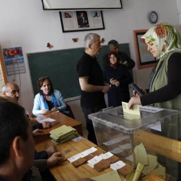 Türkiye: Referandumdan Sonra Olağanüstü Hal Sonlandırılmalı