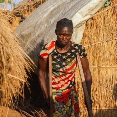 Forgotten People within a Forgotten Crisis: People with Disabilities at Risk in the Central African Republic