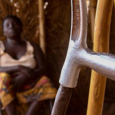Central African Republic: People with Disabilities at High Risk