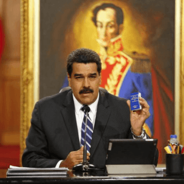 It's Time for UN Security Council to Send Strong Message on Venezuela