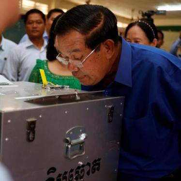 Cambodia: Commune Elections Not Free or Fair