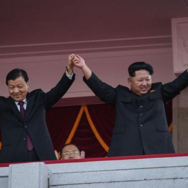 중국: 북한 난민 5명 강제북송 말라