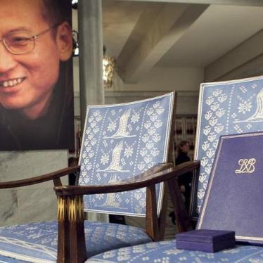 China: Permit Liu Xiaobo to Freely Seek Medical Care
