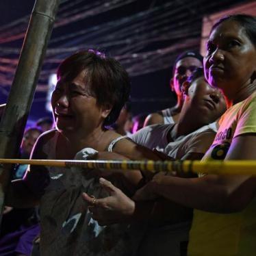 菲律宾:杜特尔特上任首年人权灾难