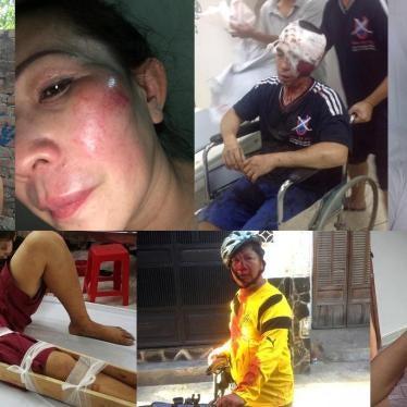 ベトナム:活動家およびブロガーに対する攻撃をやめるべき