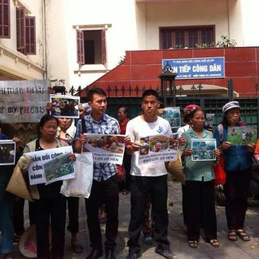 Vietnam: End Attacks on Activists and Bloggers
