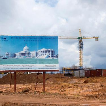 Equatorial Guinea: Oil Wealth Squandered and Stolen