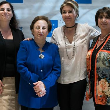 A Conversation on Women's Rights in Iran with Shirin Ebadi and Sarah Leah Whitson