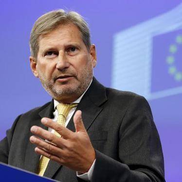 Azerbaijan: EU Official Should Press Rights Issues