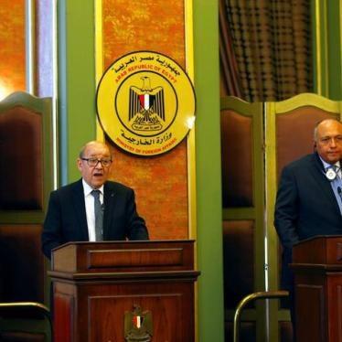 فرنسا برئاسة ماكرون: استمرار التساهل مع القمع في مصر