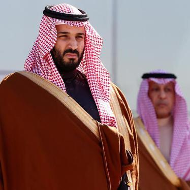 Saudi Arabia: Leadership Change Should Prioritize Improving Rights