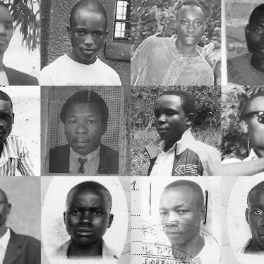 Rwanda: Cover-Up Negates Killings