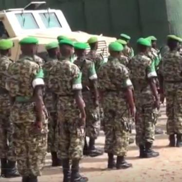 African Union Troops Vacate Base in Somali University