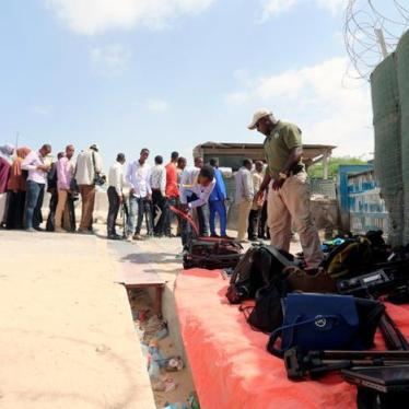 Review of Somalia's Media Law Falls Short