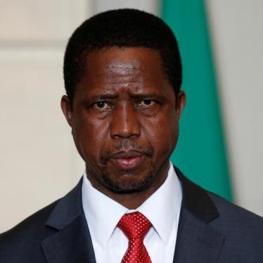 Where is Zambia's President Heading?