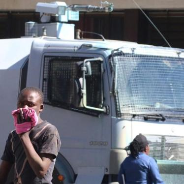 Political Violence on the Rise in Zimbabwe