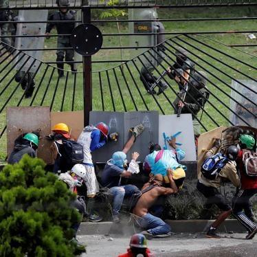 Venezuela : La répression brutale mise à nu dans une vidéo