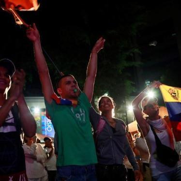 Millions of Venezuelans Speak Out Against Government