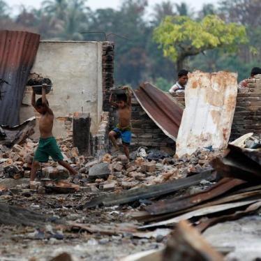 Burma's Manmade Disaster