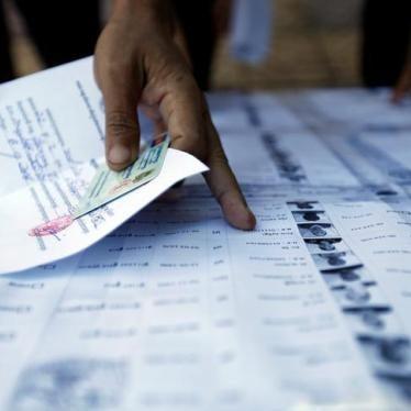カンボジア:選挙監視の禁止を取り消すべき