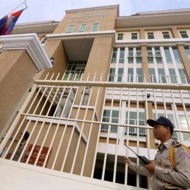 Civil society calls on the UN Human Rights Council to address Cambodia's human rights crisis