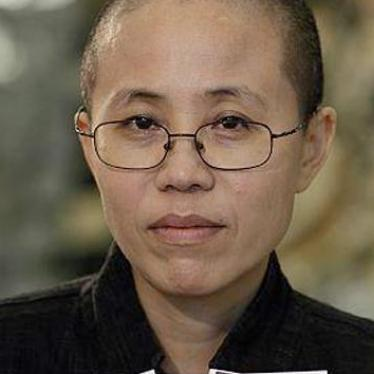 China: Widow of Nobel Laureate Feared 'Disappeared'